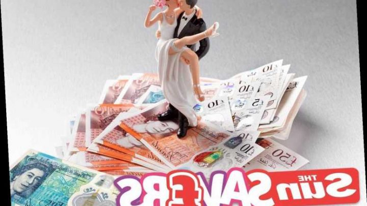 Cut the costs of getting married with our savvy cash-saving tips – plus win £50,000 on the Sun Savers Raffle – The Sun