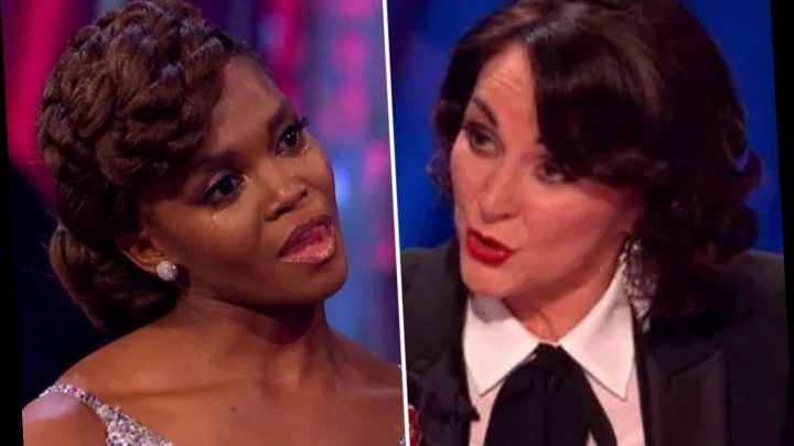 Strictly's Oti Mabuse says Shirley Ballas was just 'being honest' after she cried through judge's comments – The Sun