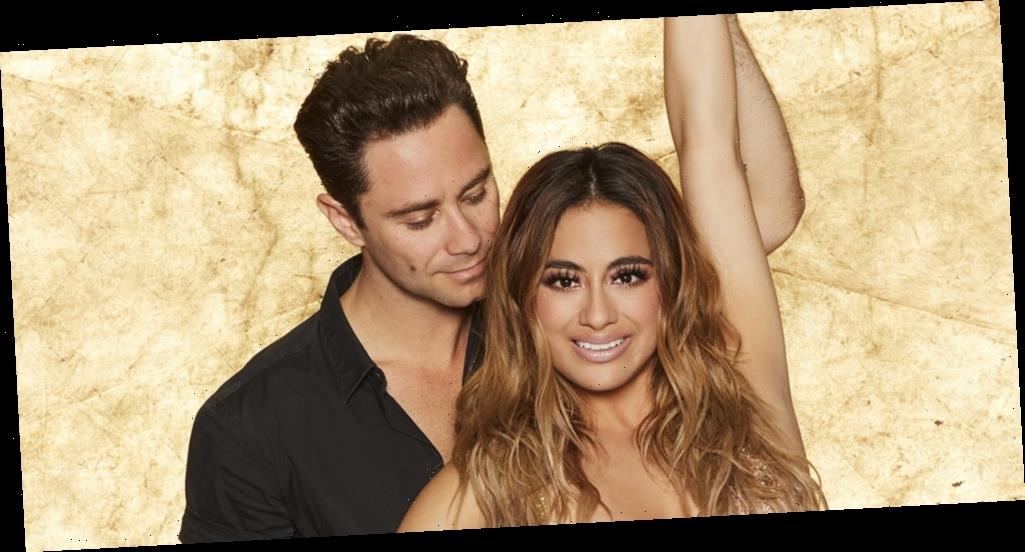 Ally Brooke Brings The Tricks For Her Charleston on DWTS Semi Finals – Watch Now!