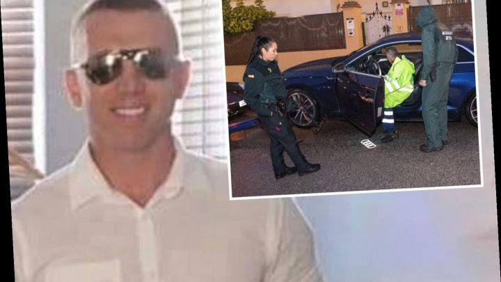 British businessman, 39, dies after being shot in the HEART outside luxury Costa del Sol villa – The Sun