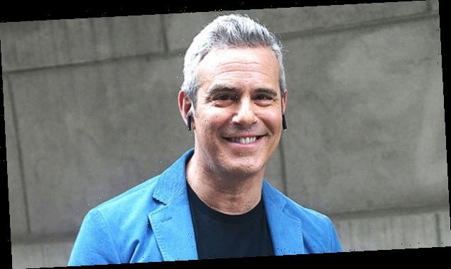 Andy Cohen Reveals How Cutting Alcohol Out Of His Diet Helped Him Lose 12 Lbs.