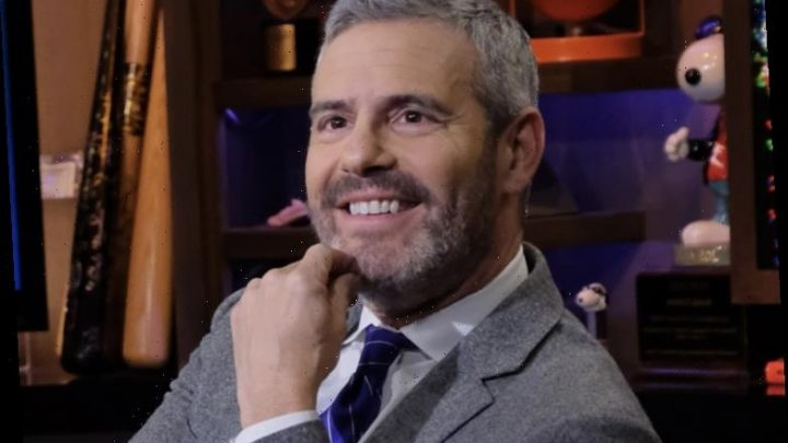 The Real Reason Why Andy Cohen Stopped Drinking Alcohol with 'Watch What Happens Live' Guests