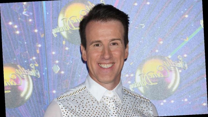 Strictly star Anton du Beke reveals how shock hair transplant changed his life