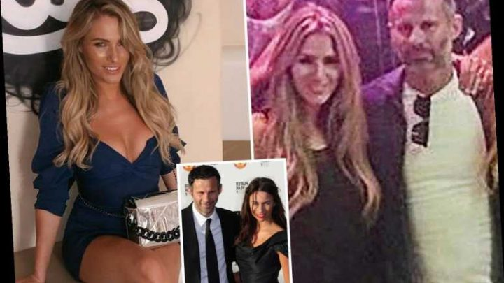 Ryan Giggs pictured with new DJ girlfriend for the first time – in snap taken a year before his bitter divorce – The Sun
