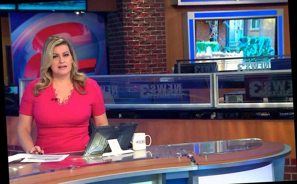 TV news anchor calls out 'stranger' who body-shamed her