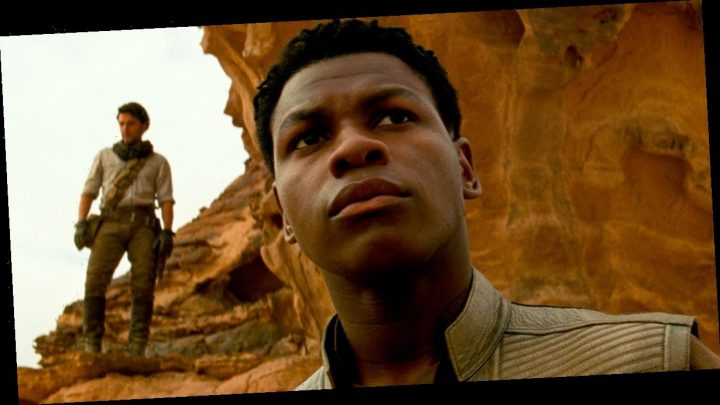 Who Leaked Star Wars: Rise of Skywalker Script? John Boyega Has a Story to Tell You