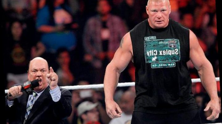 WWE Champion Brock Lesnar quits SmackDown just 24 hours after defeating Cain Velasquez at Crown Jewel in Saudi Arabia – The Sun