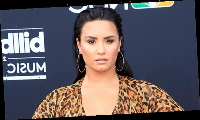 Demi Lovato's Esthetician Reveals 8 Tips To Keep Your Skin Clear & Hydrated This Fall