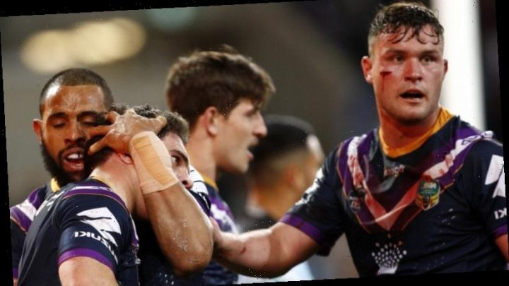 Melbourne Storm named best sporting team in Australasia