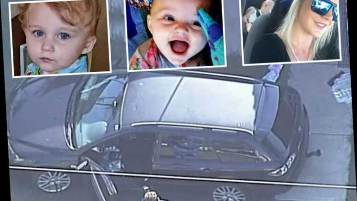 ' Harrowing final moments of sisters, aged 1 and 2, left for seven hours to die in 120f car by 'druggie' mum – The Sun