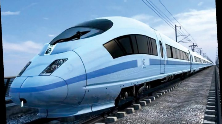Leaked report urges troubled HS2 should get the go-ahead despite costs soaring to £88billion – The Sun