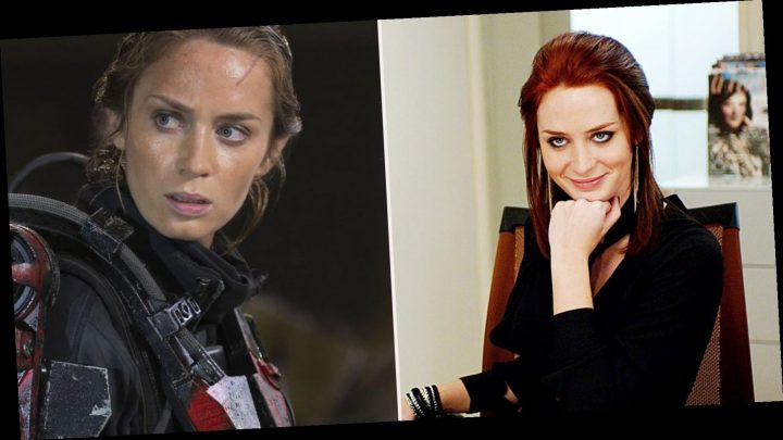 The Highest Grossing Emily Blunt Movies Of All Time