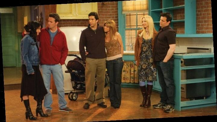 'Friends' Props, Costumes to Be Auctioned Off for LGBTQ Charity