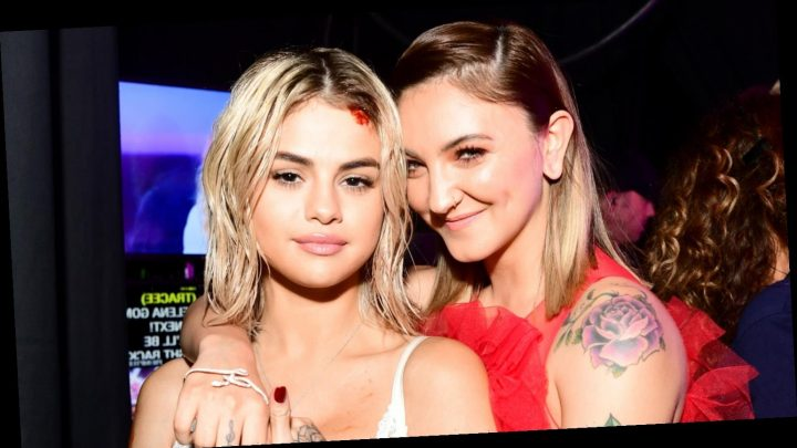 Selena Gomez & Julia Michaels Get Matching BFF Tattoos!