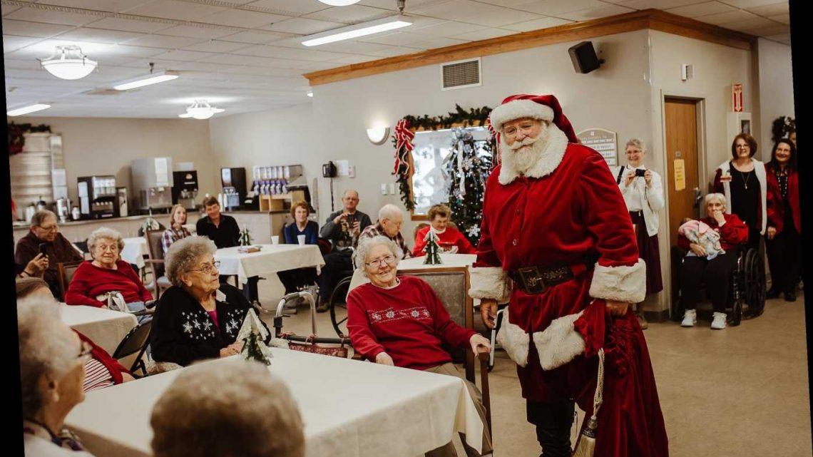 'Christmas Miracle': Hallmark Channel Turns Hallmark Founder's Hometown Into a Winter Wonderland