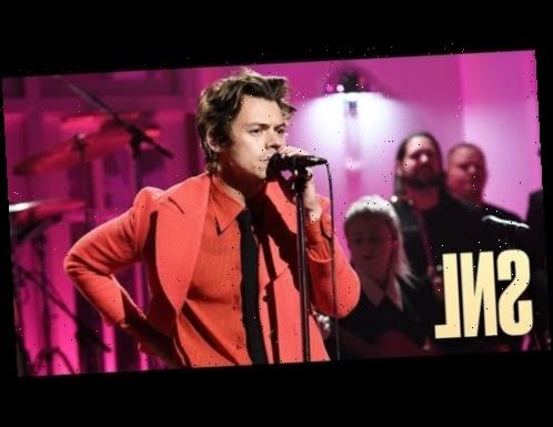 Harry Styles Debuts New Song On 'SNL' — Listen To 'Watermelon Sugar' HERE!