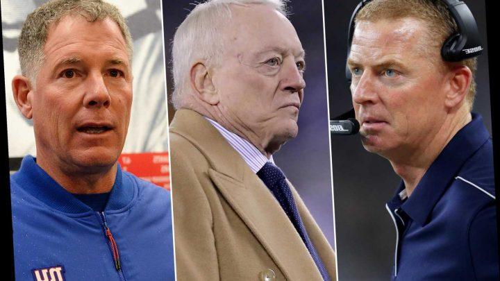 Jerry Jones' ominous comment fans Giants-Jason Garrett buzz