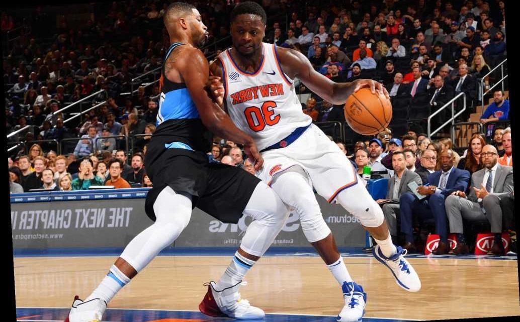 Knicks deliver loud message in Cavaliers revenge