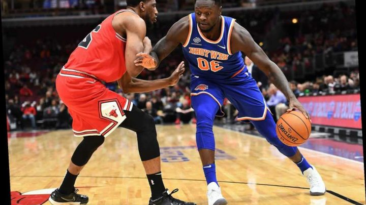 The Knicks are using Julius Randle all wrong