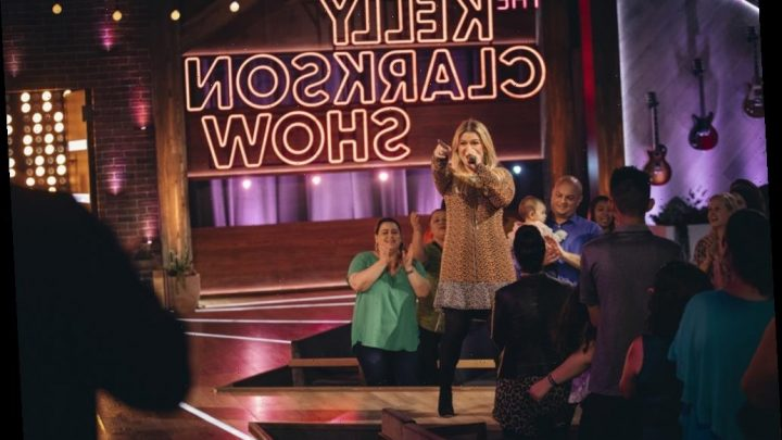 'The Kelly Clarkson Show' Renewed For Season 2 By NBCUniversal