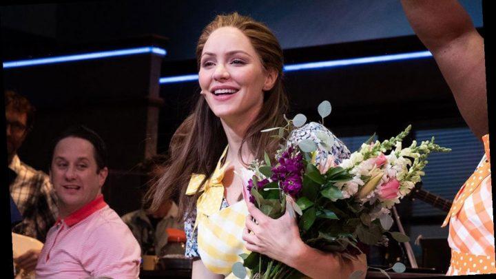 Katharine McPhee Returns to Broadway in 'Waitress' – See Pics!
