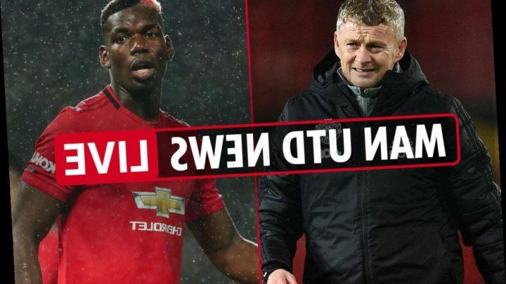 7pm Man Utd news LIVE: Pogba and Solskjaer relationship 'poor', Eriksen £50m bid, Brighton build-up – The Sun