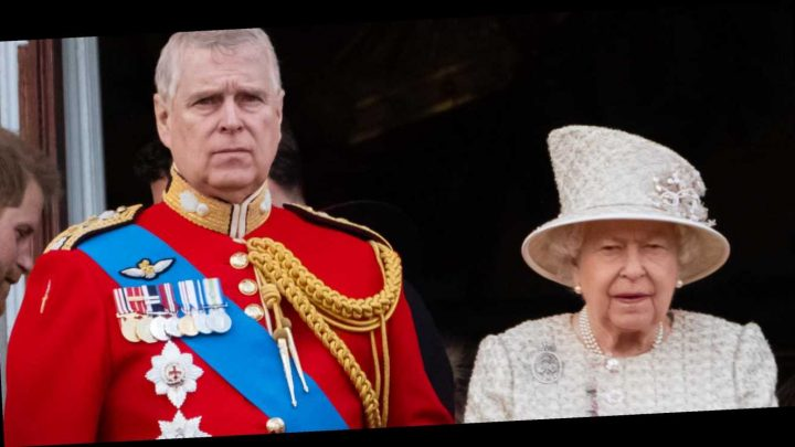 """Queen Elizabeth Thinks Prince Andrew Is Causing """"Huge Amounts of Damage"""" to the Monarchy"""