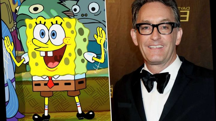 SpongeBob Is Back! The Man Behind the Voice, Tom Kenny, on Returning for a Big Screen Adventure