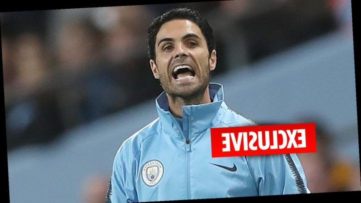 Arsenal boost as Man City will NOT stand in Mikel Arteta's way to become new boss if Unai Emery is sacked – The Sun