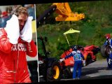 Vettel and Leclerc to be hauled in front of furious Ferrari bosses after Brazil crash bust-up – The Sun