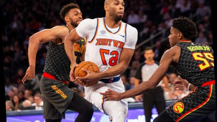 Taj Gibson's value to Mitchell Robinson, Knicks is easily apparent
