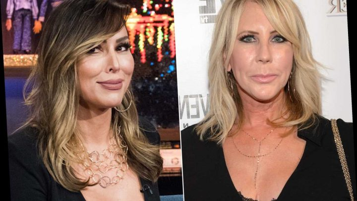 Vicki Gunvalson Withdraws Lawsuit Against Kelly Dodd and Bravo Ahead of RHOC Season 14 Reunion Taping: Source