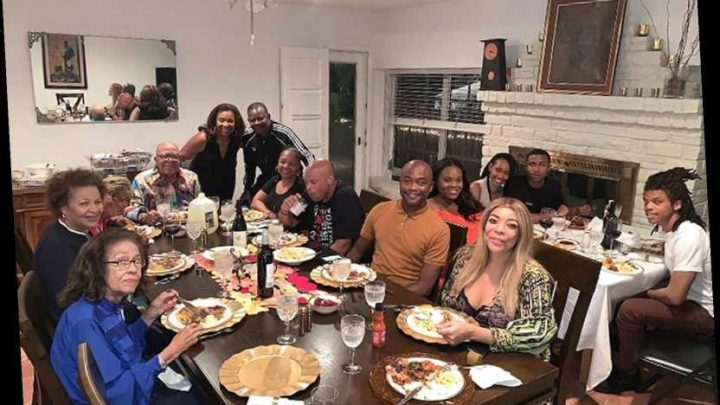 How Wendy Williams Celebrated Her First Thanksgiving Since Filing for Divorce from Kevin Hunter