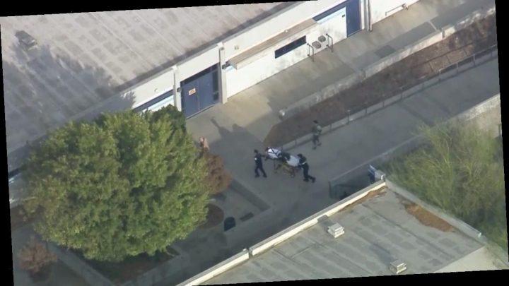 Shooting at California's Saugus High School injures several, officials say