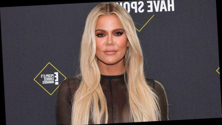 Khloe Kardashian apologizes for accidentally snubbing People's Choice Award