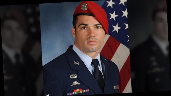 Air Force IDs missing airman who fell into Gulf of Mexico from C-130 aircraft