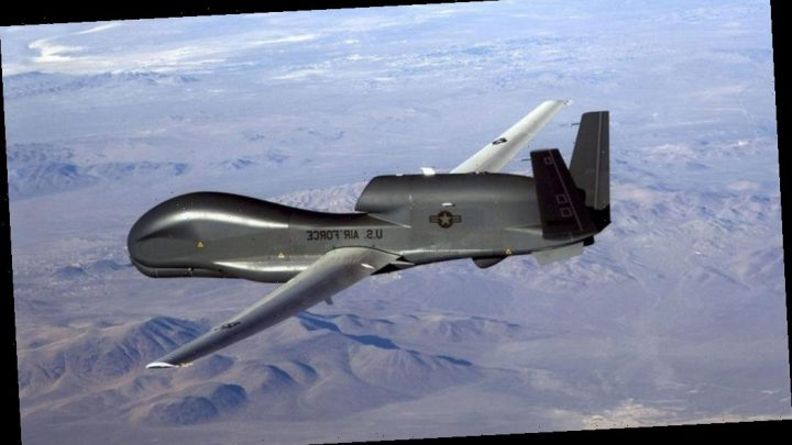 US military drone disappears over Libyan capital, officials say