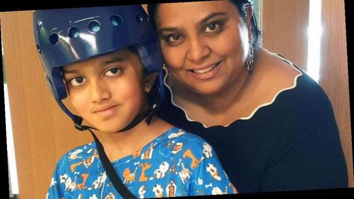 Stroke at 10: What a mom wants parents to know about strokes and kids