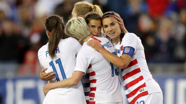 National Women's Soccer League boosts salaries, but they're still a fraction of what men earn