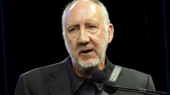 Pete Townshend Opens Up About Writing First Novel 'The Age Of Anxiety'