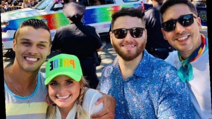 Miranda Lambert on Getting Brother's Consent to Post First Pride Photos: We Both Cried
