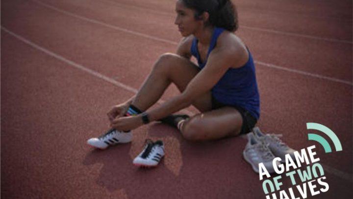 #GameOfTwoHalves Podcast: Shanti sprints towards her next gold