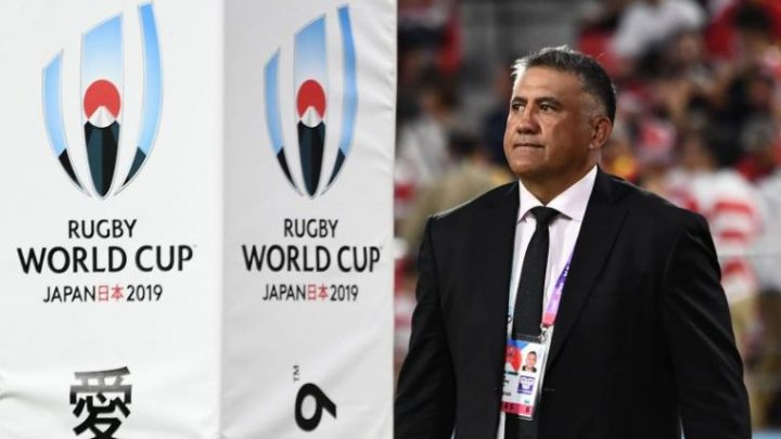 Rugby: Jamie Joseph to take Japan to next Rugby World Cup, giving up chance of All Blacks role