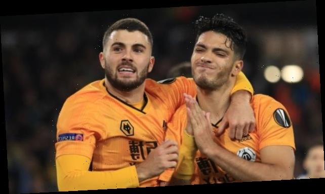 Wolves 1-0 Slovan Bratislava: Wolves on brink of qualification after late winner