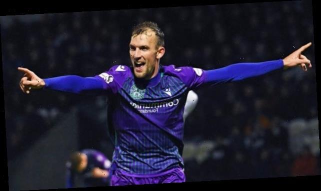 St Mirren 1-2 Hibernian: Jack Ross' side up to sixth in Scottish Premiership