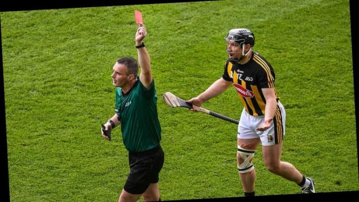 Richie Hogan's red card ban from All-Ireland final upheld