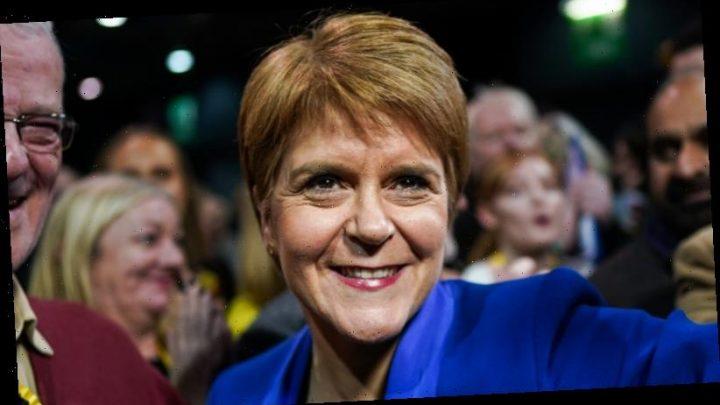 Nicola Sturgeon backs new Scottish independence vote after election landslide