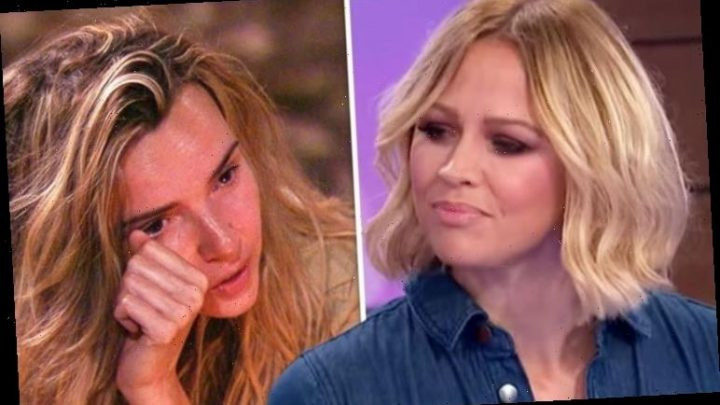 Nadine Coyle: Kimberley Walsh 'feels for' I'm A Celebrity star after 'tough' experience