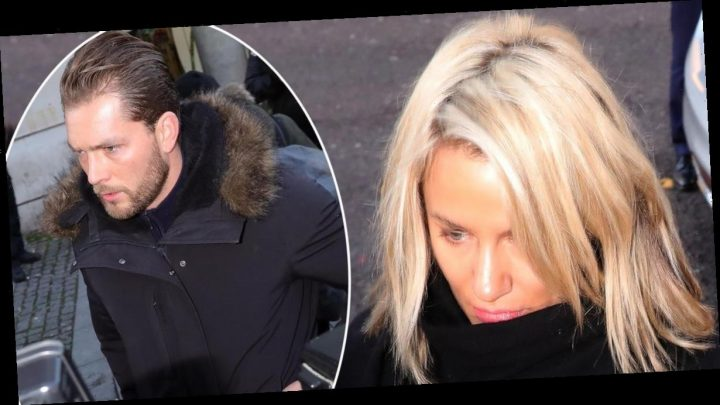 Caroline Flack 'breached her bail conditions by contacting Lewis Burton' following her arrest