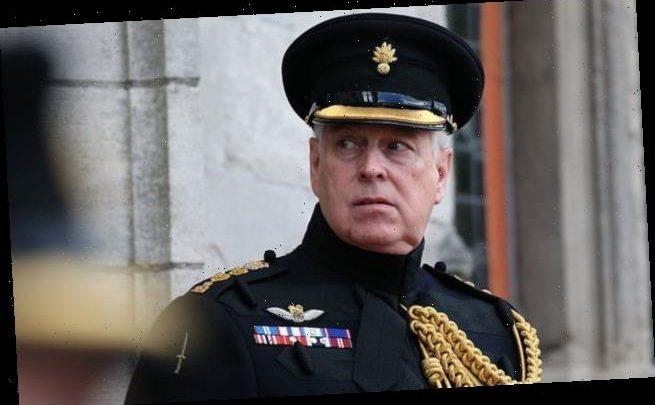 Duke of York passed a Treasury document to business tycoon